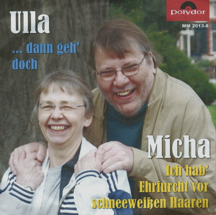 Single-Plattencover von Ulla & Micha